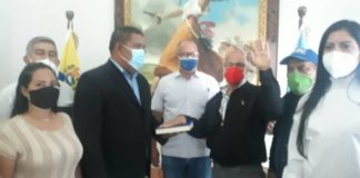 Cosme Arzolay gobernación de Monagas