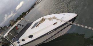 naufragio Higuerote La Tortuga