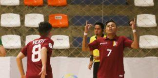 Futsal Vinotinto