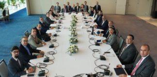 Diálogos en México - Gobierno y oposición de Venezuela