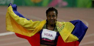Lisbeli Vera ganó su segunda Medalla de oro en Tokio 2020