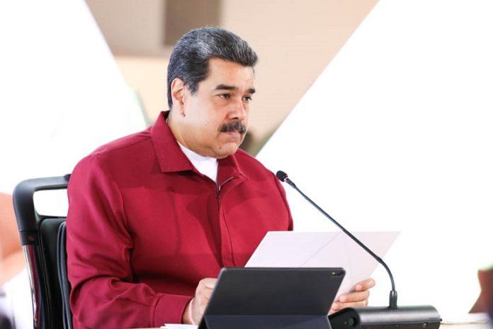 Maduro Banco de Venezuela