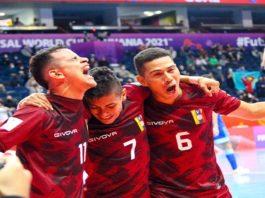 Jugadores Vinotinto Futsal