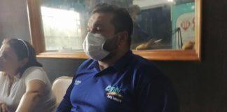 Ángel Aguilar, gerente CANTV Delta