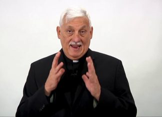 Arturo Sosa, Superior General SJ