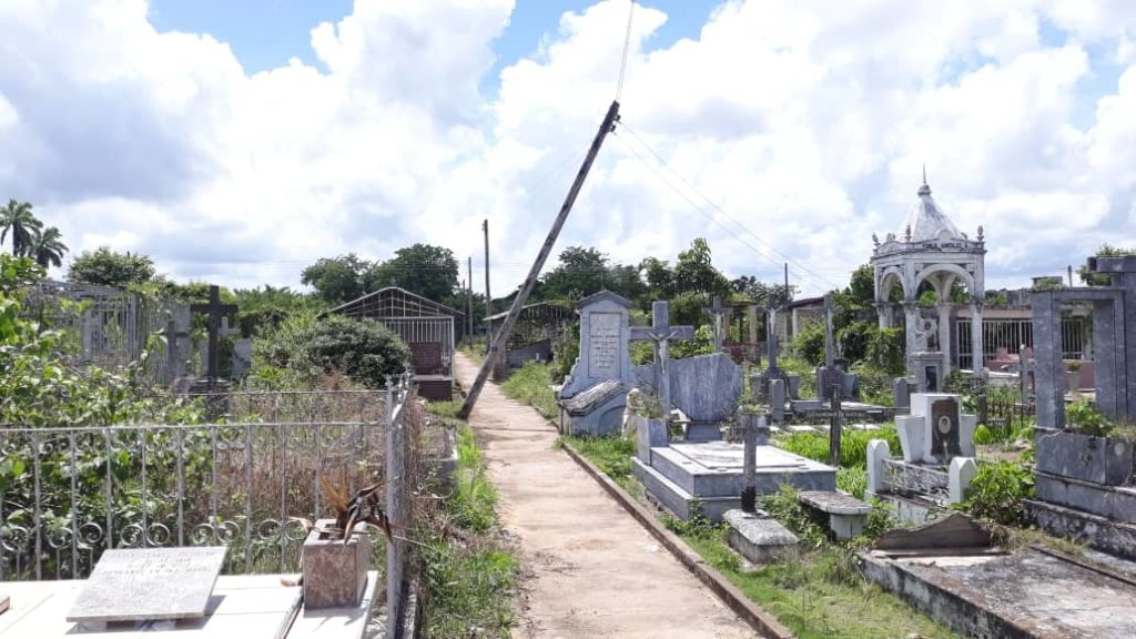 Cementerio viejo Maturín