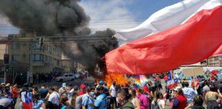 Chile protesta