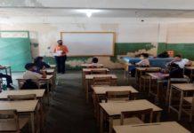 Baja asistencia escuelas Anzoáteguizoó