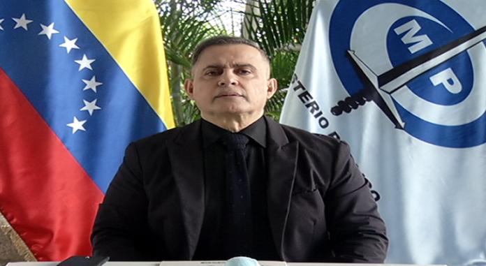 Tarek William Saab, Fiscal General de la República