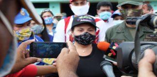 Gobernadora Delta Amacuro