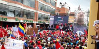 Diosdado Cabello PSUV Monagas
