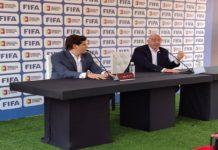 Giovanni Infantino, presidente FIFA