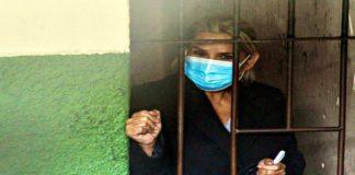 Jeanine Añez en prisión