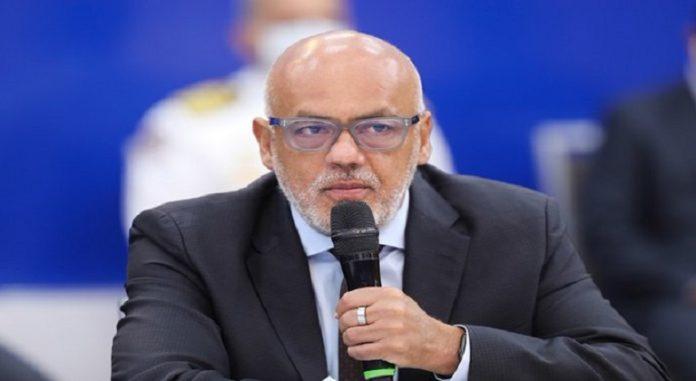 Jorge Rodríguez, presidente AN