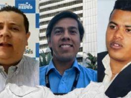 Los 3 activistas de Fundaredes