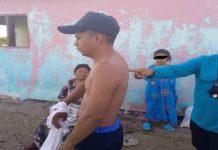 Wayuu golpeado por el Ejército